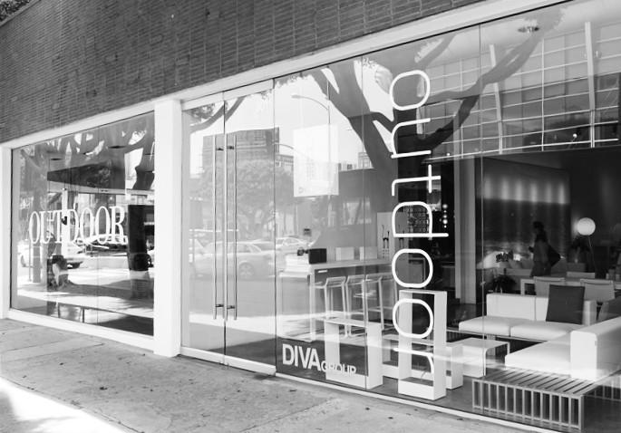 Gandia Blasco showroom in Los Angeles