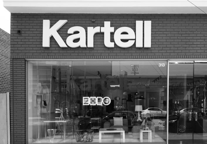 Kartell Showroom Los Angeles