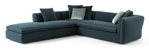 291 dress-up sectional