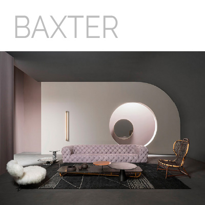 Baxter-High end furniture -Italian-