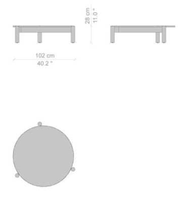 535 table a plateau interchangeable outdoor dims 01