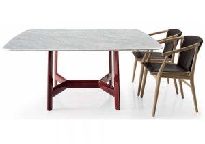 B&B Italia-alex-bb-italia-table-High end furniture -Italian