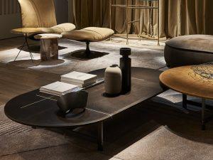 Baxter-Placè-coffee table-High end furniture -Italian-