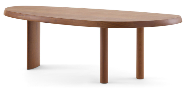 525 table en forme libre