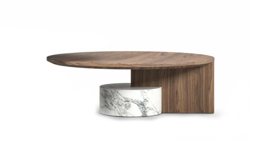 Cassina 557 Sengu low table