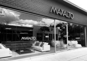 Maxalto Showroom- DIVA FURNITURE-High end furniture -Italian-